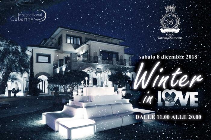 Winter in Love 2018 @ Borgo della Cartiera Ponticia