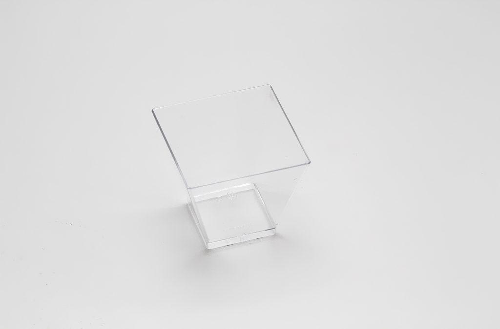 Bicchierino quadrato