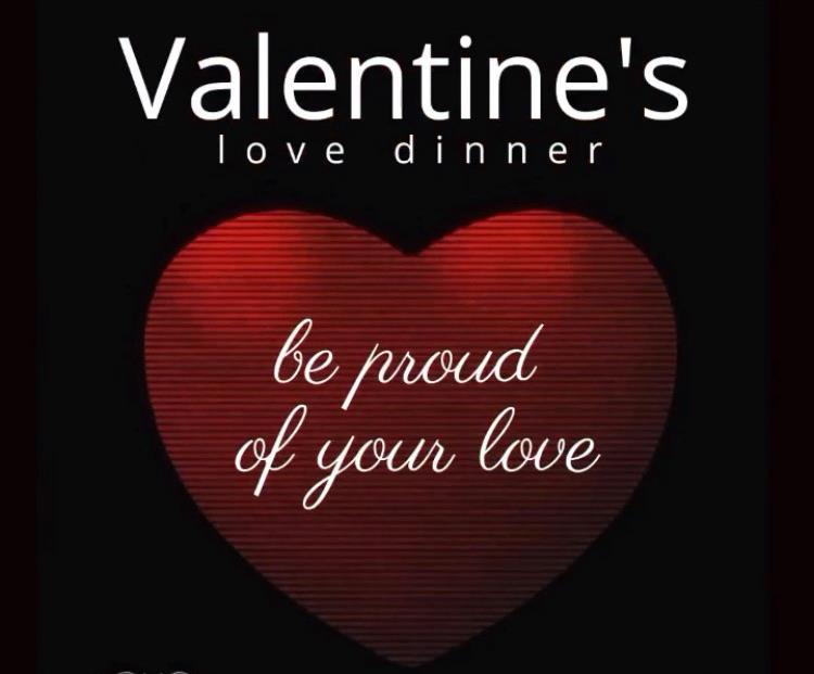 Valentine's Love Dinner @ Villa Cinardi