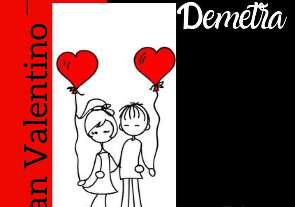 Cena Di San Valentino @ Villa Demetra