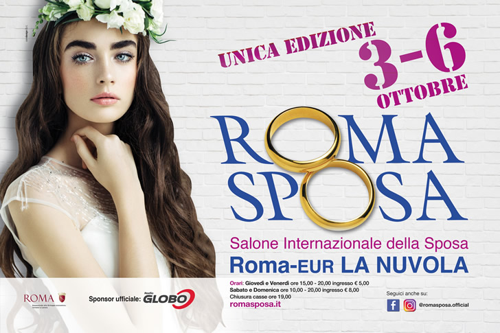 Roma Sposa 2019